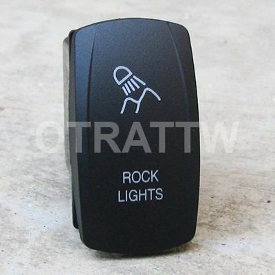 Rock Lights | 4x4 sPOD